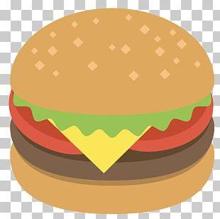 Hamburger Cheeseburger French Fries Emoji Taco PNG