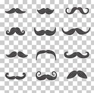 Moustache Beard Adobe Illustrator PNG