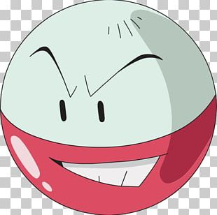 Electrode Pokémon Red And Blue Voltorb PNG