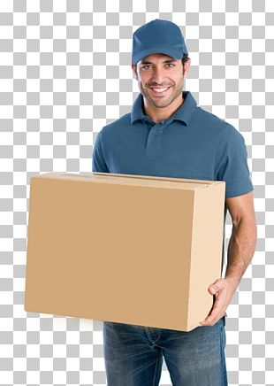 Mover Courier Package Delivery Cargo PNG