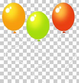 Toy Balloon Hot Air Balloon PNG