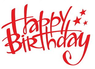 Happy Birthday To You Wish Greeting & Note Cards PNG