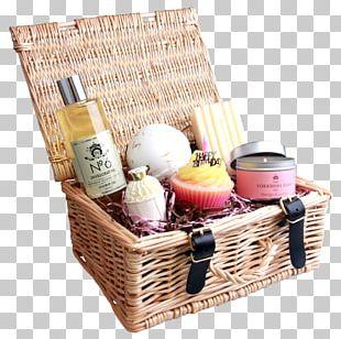 Hamper Food Gift Baskets Soap PNG