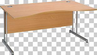 Computer Desk Table Office Pedestal Desk PNG