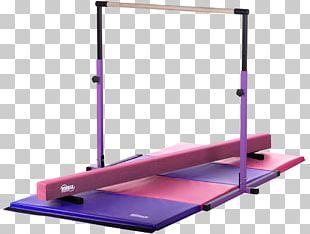 Gymnastics Balance Beam Mat Sporting Goods Exercise Equipment PNG