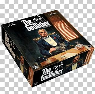 Cool Mini Or Not The Godfather: The Board Game CMON Limited Role-playing Game PNG