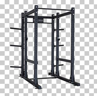 Power Rack Exercise Human Body Weight Training Body-Solid PNG