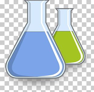 Experiment Laboratory Flasks Chemistry Science Project PNG