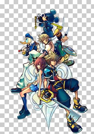 Kingdom Hearts II Kingdom Hearts: Chain Of Memories Kingdom Hearts 358/2 Days Kingdom Hearts Birth By Sleep PNG