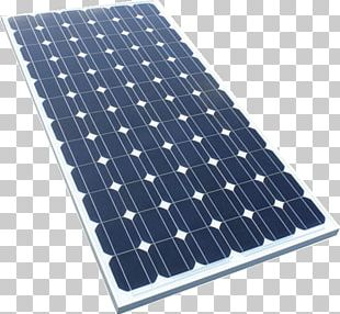 Solar Panels Solar Energy Solar Power Monocrystalline Silicon Photovoltaics PNG