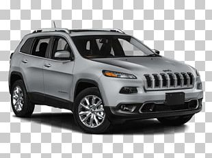 2015 Jeep Cherokee Sport Utility Vehicle Car Chrysler PNG