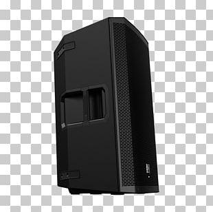 Electro-Voice ZLX-P Loudspeaker Powered Speakers Audio PNG
