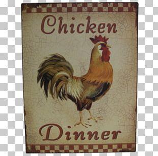Rooster Advertising Chicken As Food Beak PNG