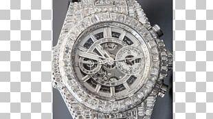 Pocket Watch Clock Diamond Jewellery PNG