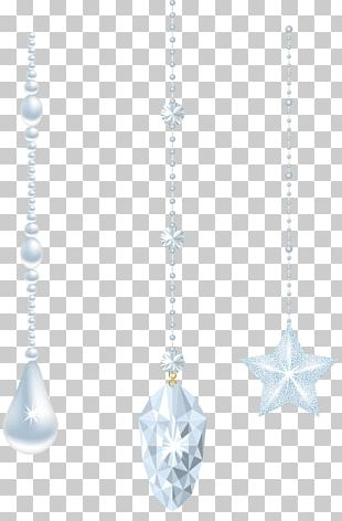 Christmas Crystal Ornaments Transparent PNG