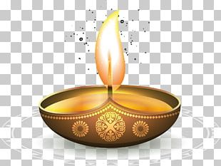 Ezhamkulam Light Oil Lamp Diwali PNG