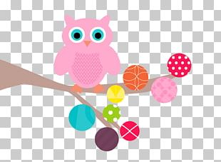 Owl Pink M Toy Infant PNG