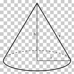 Area Triangle Geometry Geometric Shape Cone PNG