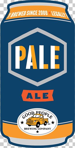 Good People Brewing Company India Pale Ale Beer PNG