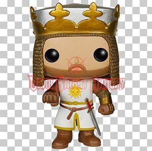 King Arthur Black Knight Monty Python Funko Action & Toy Figures PNG