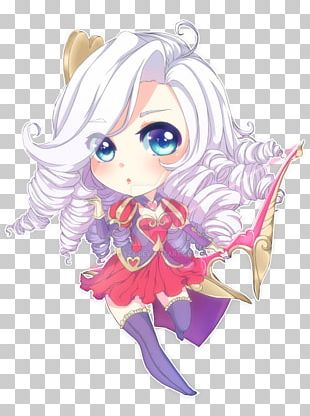 Chibi League Of Legends Anime Drawing Manga PNG