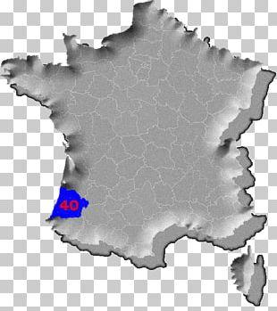 Departments Of France Fédération Française De Cyclotourisme Landes Alpes-de-Haute-Provence Map PNG