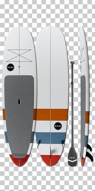 Surfboard VESL PADDLE BOARDS Standup Paddleboarding Soul SUP Hilton Head PNG