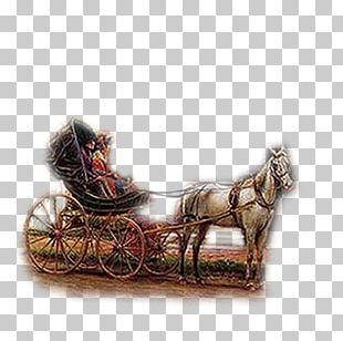 Horse Chariot Carriage Figurine Mammal PNG