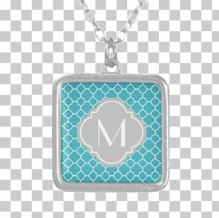 Charms & Pendants Necklace Turquoise PNG