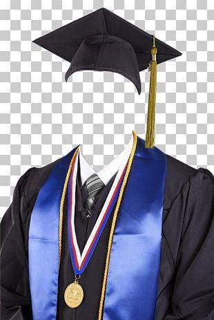 Graduation Ceremony Dress Template PNG