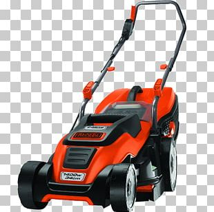 Lawn Mowers Black & Decker Lawn Mower Hardware/Electronic Dalladora PNG