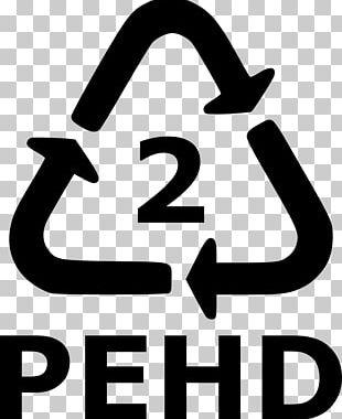 Recycling Symbol Plastic Recycling Low-density Polyethylene PNG