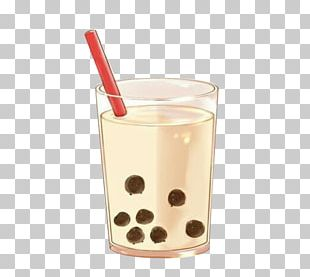 Iced Tea Masala Chai Milk Bubble Tea PNG