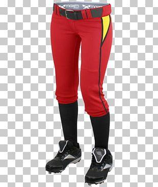Softball Baseball Uniform Pants Jersey PNG