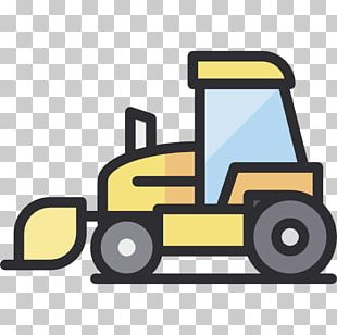 Car Transport Bulldozer Tractor Agriculture PNG