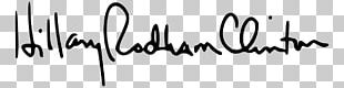 President Of The United States Signature Hand PNG