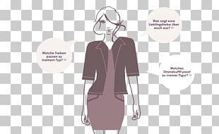 Outerwear Shoulder Fashion Pattern PNG
