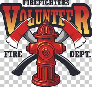 Firefighter Logo Fire Hydrant Fire Department PNG