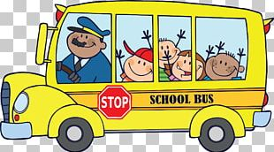 School Bus Free Content PNG