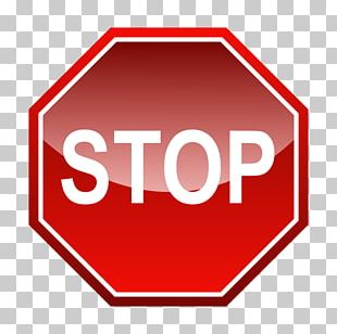 Stop Sign Priority Signs PNG