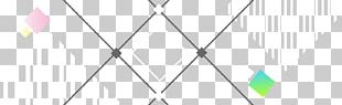 Light Triangle Symmetry Structure Pattern PNG