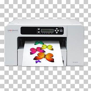 Dye-sublimation Printer Ink Printing Paper PNG