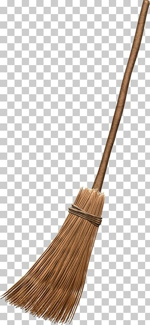 Household Cleaning Supply Broom PNG