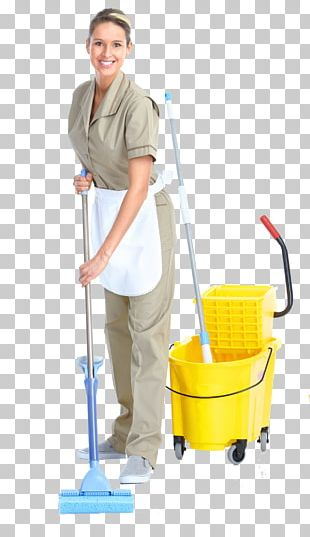 Maid Service Cleaner Commercial Cleaning Janitor PNG