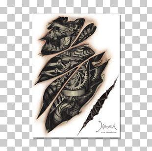Tattoo Artist Biomechanical Art Abziehtattoo Skin PNG