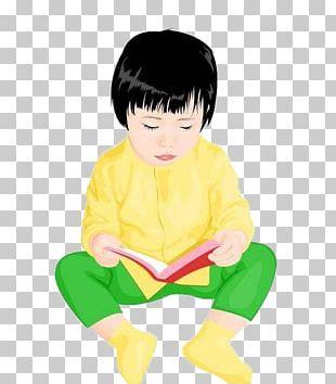 Child Illustration PNG