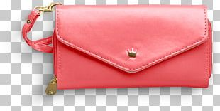 Leather Wallet Coin Purse Messenger Bag PNG