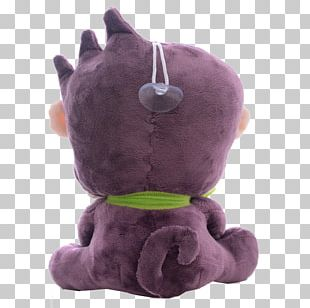 Stuffed Toy Designer Purple PNG