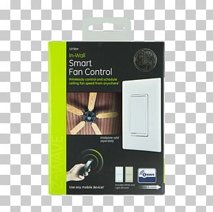 Z-Wave Dimmer Fan Home Automation Kits Wireless PNG
