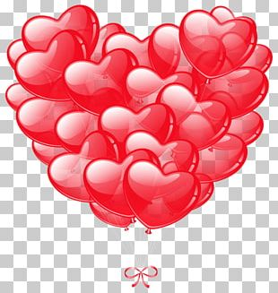 Balloon Stock Photography Heart Valentine's Day PNG